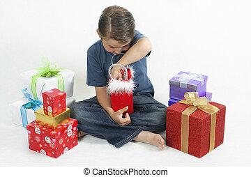 楽しみ, クリスマス