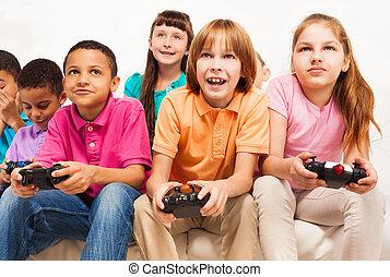 楽しみ, ビデオゲーム