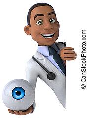 楽しみ, 医者