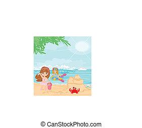楽しみ, 浜