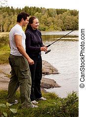 楽しみ, 釣り