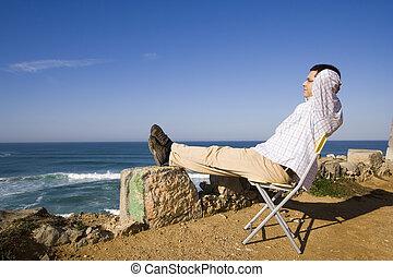 楽しむ, 海洋眺め