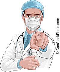 概念, ∥あるいは∥, あなた, 医学, 指すこと, 医者, 必要性, wants