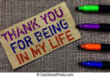 概念, ある, テキスト, コンピュータマウス, needs., 感謝しなさい, 考え, 執筆, 表現, タイプ, あなた, 情事, 誰か, 意味, 背景, ジュート, あなたの, ボール紙, life., 手書き, 私, 側