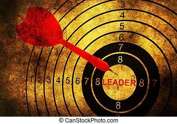 概念, グランジ, リーダー, ターゲット