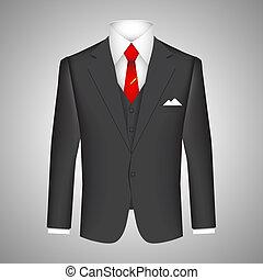 概念, スーツ