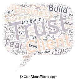 概念, ビジネス, テキスト, いかに, wordcloud, 背景, factor, 耕しなさい, 信頼