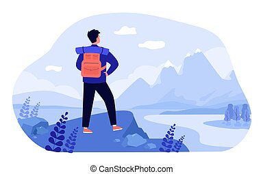 概念, 冒険, 旅行