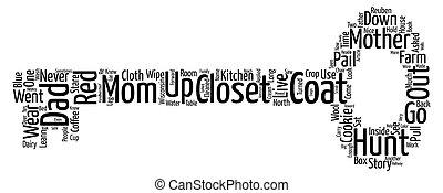 概念, 単語, テキスト, 抜粋, 収穫, 本, 赤い背景, コート, 神秘的, 雲, クリーム