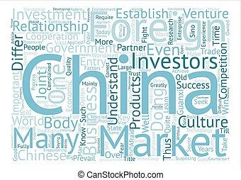 概念, 単語, ビジネス, テキスト, いかに, 陶磁器, 背景, 雲