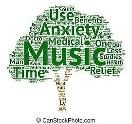 概念, 単語, 便利, 心配, 音楽, 救助, 背景, テキスト, 雲
