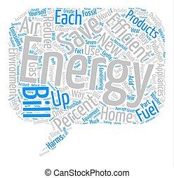 概念, 単語, 概観, エネルギー, 背景, テキスト, 雲, 効率的に