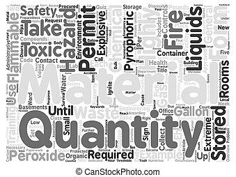 概念, 単語, 概観, 危険, 化学薬品, 背景, テキスト, 雲
