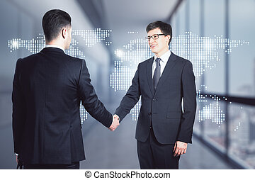 概念, 国際貿易, チームワーク