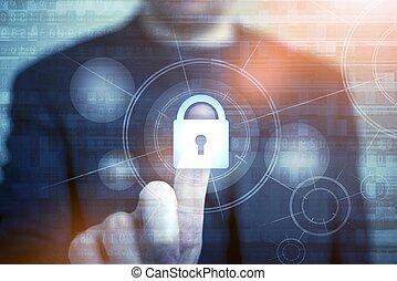 概念, 安全, ネットワーク