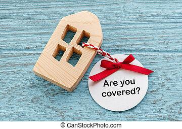 概念, 家の 保険
