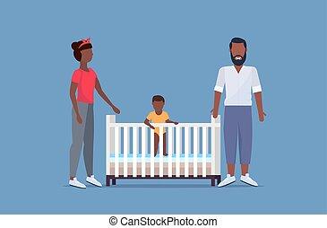 概念, 家族, カンニングしなさい, 新生, 地位, わずかしか, 父, アメリカ人, ∥(彼・それ)ら∥, 親, 幸せ, 平ら, フルである, 母, 親であること, 子供, 赤ん坊, 横, 一緒に, 長さ, アフリカ, 楽しみ, 持つこと