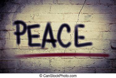 概念, 平和