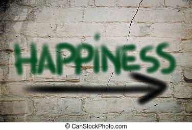 概念, 幸福