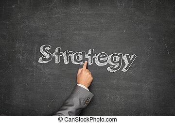 概念, 戰略