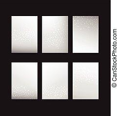 概念, 抽象的, コレクション, 要素, 002, 接続, ベクトル, イラスト, 背景, 円, 点