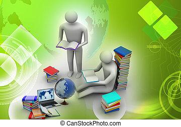 概念, 教育