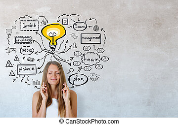 概念, 教育, 成功