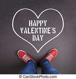 概念, 日, バレンタイン