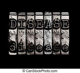 概念, 疾病