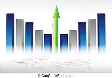 概念, ......的, 經濟增長