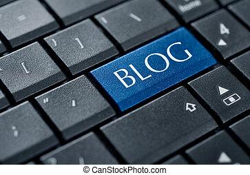 概念, ......的, blogging