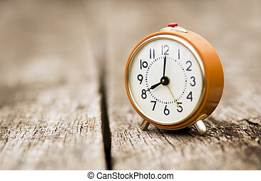概念, 秋, 日光, 節約, 変化しなさい, 時間