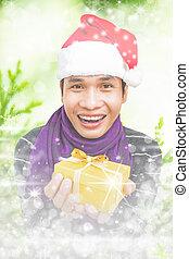 概念, 聖誕節, 背景