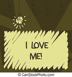 概念, 词汇, 本身, 商业, 正文, me., 作品, 好, 有, 爱, 感觉, selfacceptance.,...