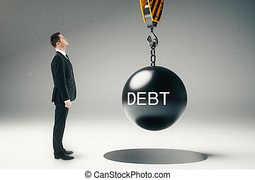 概念, 負債