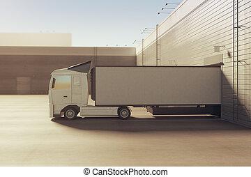 概念, 貨物自動車