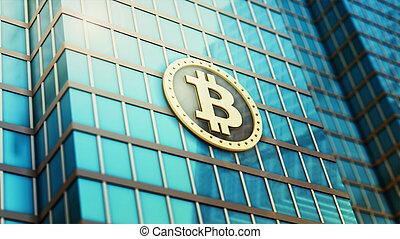 概念, 金融, cryptocurrency
