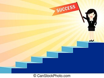 概念, 階段, 成功