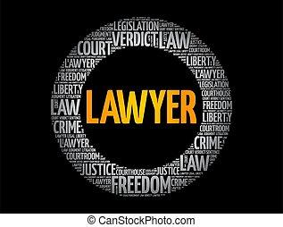 概念, 雲, 弁護士, 円, 単語, 法律