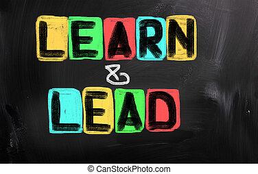 概念, 領導, 學習