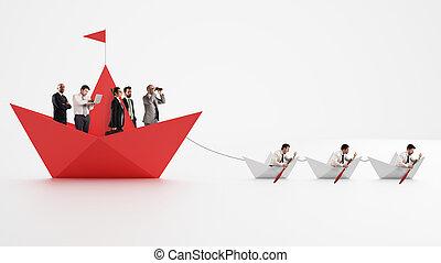 概念, alliance., strength., 労働者, 作りなさい, レンダリング, 統一, チームワーク, 行きなさい, forward., 会社, 3d