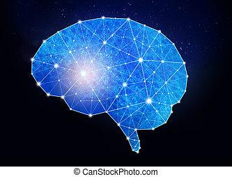 概念, intelligence., 人間