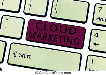 概念, marketing., ビジネス, プロセス, テキスト, 構成, 執筆, ∥(彼・それ)ら∥, 雲, サービス, 単語, 市場