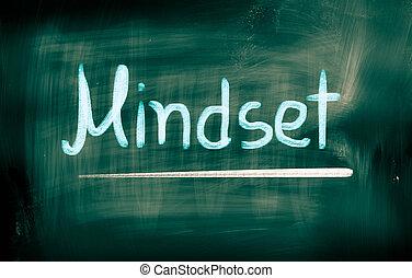 概念, mindset