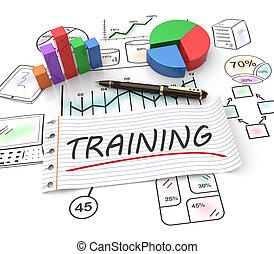 概念, trainning