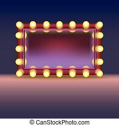 構造ミラー, ∥で∥, ランプ