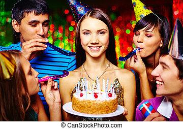 樂趣, 生日