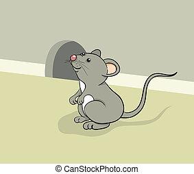 樂趣, 老鼠