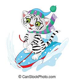 樂趣, tiger, 快