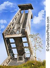 樓梯對天堂